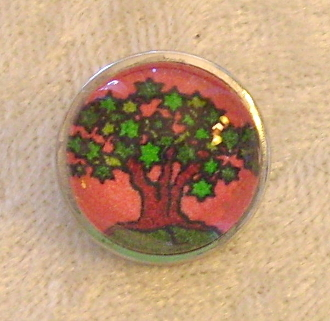 Tree of Life 3 - Snap Button