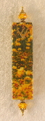 Elegant Mezuzah - Field of Sunflowers