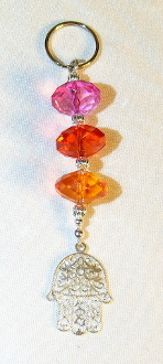 Candy Colors Key Chain