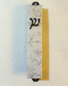Silver Threads Mezuzah