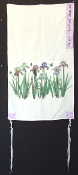 Tallit - Fancy Irises