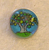 Tree of Life 2 - Snap Button