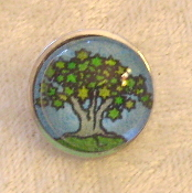 Tree of Life 4 - Snap Button