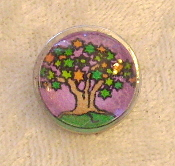 Tree of Life 5 - Snap Button