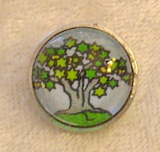 Tree of Life 8 - Snap Button
