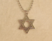 Star of David Necklace - 010