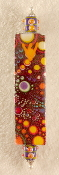 Elegant Mezuzah - Party Bubbles