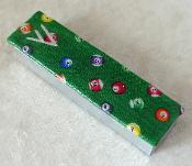 Billiards Mezuzah